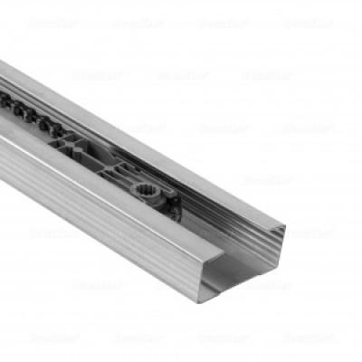 Направляющая SK-4200 с цепью L=4200мм, H=3400мм (DOORHAN)