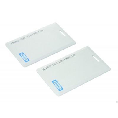 Проксимити карточка CARD EM прямоугольная белая(EMarine)