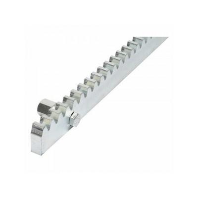 Оцинкованная зубчатая рейка модуль M4 30х8х1000 мм, ROA8