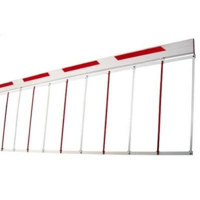Решетка для рейки шлагбаумной WA13