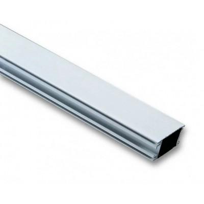 Рейка шлагбаумная прямоугольная для WIL/SIGNO,6250мм RBN6