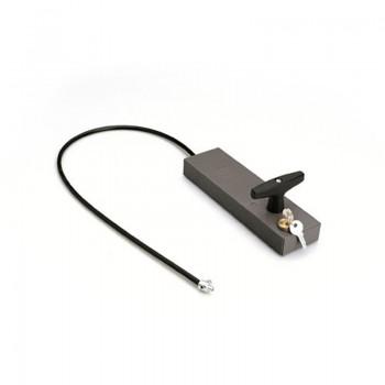 Ручка для разблокировки привода с ключом и тросом для внешней установки , трос 7 метров