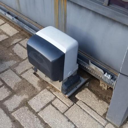 Набор BX-64 для автоматизации откатных ворот