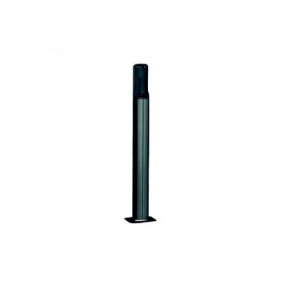 Стойка основная из ПВХ черного цвета, H = 500 мм -для фотоэлемента DIR