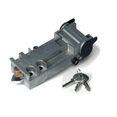 Замок разблокировки с индивидуальным ключом стандарта EURO-DIN для 001FROG-A, 001FROG-A24