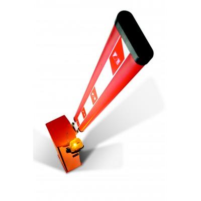 GARD3750 дюралайт 3,75м автоматический шлагбаум - комплект