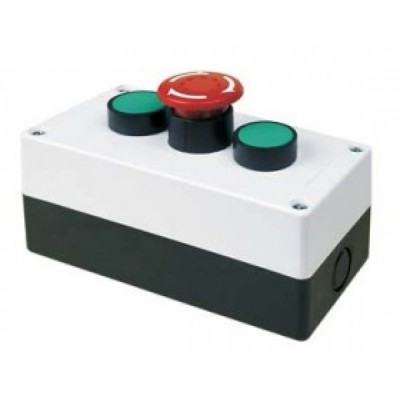 Панель управления 3-х позиционная кнопочная
