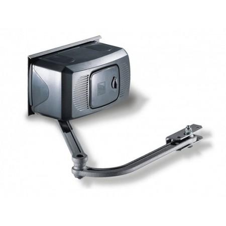 Привод 230В рычажный самоблокирующийся с шарнирным рычагом передачи. Стальной рычаг привода.