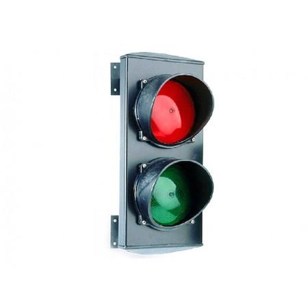 Светофор ламповый, 230 В.