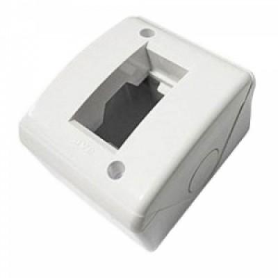 Корпус для одного выключателя
